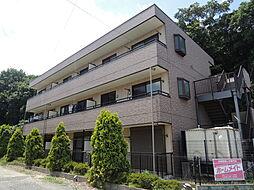 埼玉県川口市大字赤井の賃貸マンションの外観