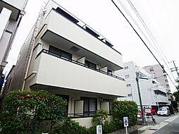 兵庫県神戸市須磨区須磨浦通4丁目の賃貸アパートの外観