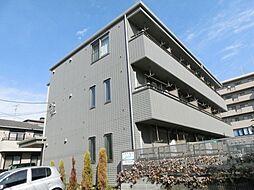 千葉県千葉市中央区宮崎2丁目の賃貸マンションの外観