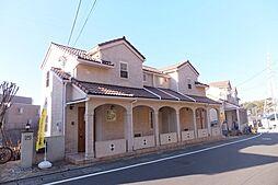 [テラスハウス] 神奈川県川崎市高津区久末 の賃貸【/】の外観