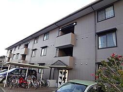 千葉県船橋市藤原3丁目の賃貸アパートの外観