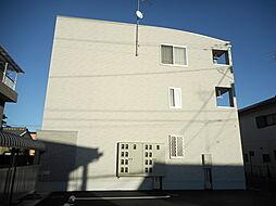 ポスト・プリート II[3階]の外観