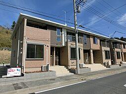 千葉県市原市ちはら台東7丁目の賃貸アパートの外観