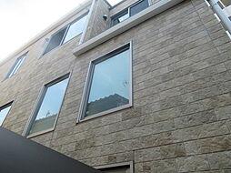 東京都品川区戸越3丁目の賃貸アパートの外観