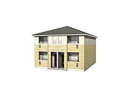 仮)立川市幸町5丁目新築アパート[2階]の外観