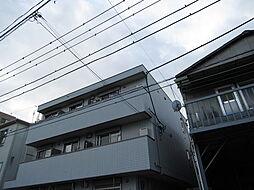 東京都大田区大森南4丁目の賃貸マンションの外観