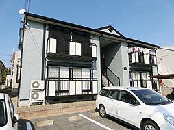 千葉県千葉市中央区青葉町の賃貸アパートの外観