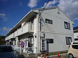 徳島県徳島市末広5丁目の賃貸アパートの外観