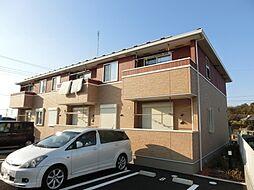千葉県千葉市緑区刈田子町の賃貸アパートの外観