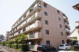 フロール川崎古市場2号棟[4階]の外観