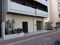 ドミールCity東中野[301号室]の外観