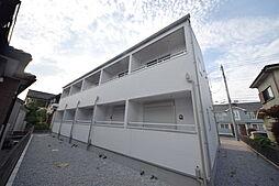 東武東上線 川越駅 バス24分 上井草下車 徒歩6分の賃貸アパート