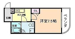 福島YUAN[5階]の間取り