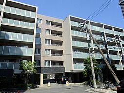 神奈川県川崎市高津区二子4丁目の賃貸マンションの外観