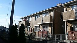 パレロワイヤルB[2階]の外観