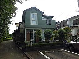 埼玉県入間市東町5丁目の賃貸アパートの外観