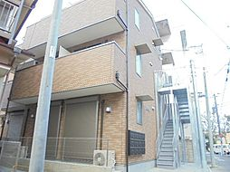 神奈川県横浜市南区大岡2丁目の賃貸アパートの外観