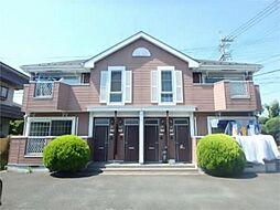 東京都日野市西平山3丁目の賃貸アパートの外観