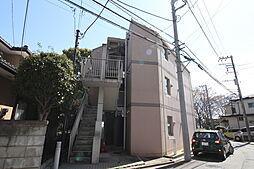 Mアパートメント[3階]の外観