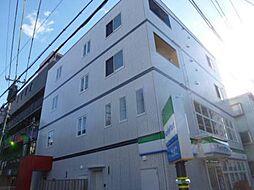 埼玉県川越市新富町2丁目の賃貸マンションの外観