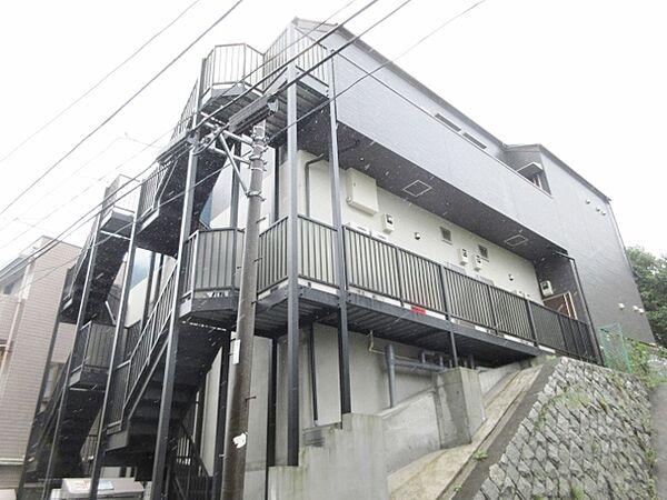 アザーレパッシオ三田B 2階の賃貸【神奈川県 / 川崎市多摩区】