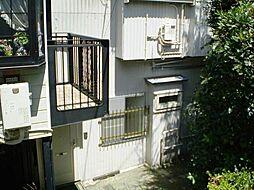 コーポ金井[101号室]の外観