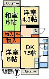 新京成電鉄 常盤平駅 徒歩16分