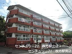 ハイクレスト宮之阪[2階]の外観