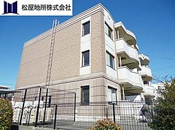 愛知県豊橋市飯村北2丁目の賃貸マンションの外観