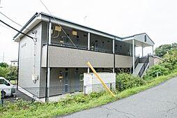 愛知県春日井市松本町の賃貸アパートの外観