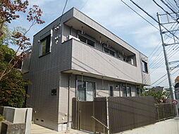 東京都大田区南馬込2丁目の賃貸マンションの外観