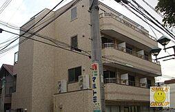 フラップ・S本八幡[4階]の外観
