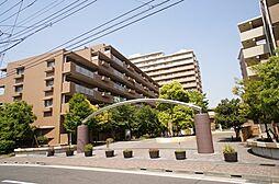 フロール川崎下平間1号棟[11階]の外観