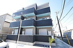 新京成電鉄 上本郷駅 徒歩11分の賃貸アパート