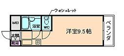 イトウマン37[2階]の間取り