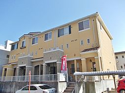 愛知県名古屋市名東区小池町の賃貸アパートの外観