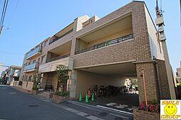 千葉県浦安市東野3丁目の賃貸マンションの外観