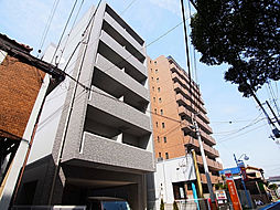 兵庫県神戸市須磨区衣掛町4丁目の賃貸マンションの外観