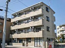 愛知県名古屋市名東区猪子石原2丁目の賃貸マンションの外観