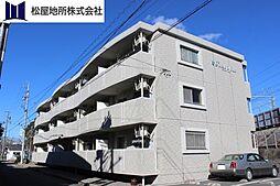 愛知県豊橋市野田町字野田の賃貸マンションの外観