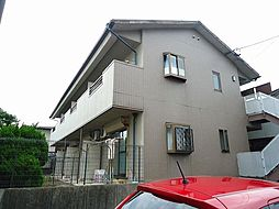 愛知県名古屋市名東区社台1丁目の賃貸アパートの外観
