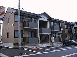 新潟県見附市本所1丁目の賃貸アパートの外観
