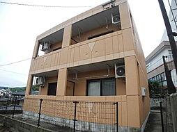 長崎県長崎市音無町の賃貸アパートの外観