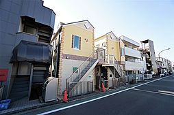 JR南武線 中野島駅 徒歩7分の賃貸アパート
