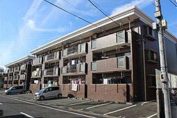 愛知県豊橋市飯村北5丁目の賃貸マンションの外観