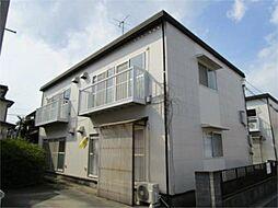 神奈川県相模原市緑区橋本8の賃貸アパートの外観