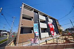 京王線 北野駅 徒歩12分の賃貸アパート