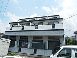福岡県大野城市山田2丁目の賃貸アパートの外観