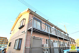 千葉県船橋市西船6丁目の賃貸アパートの外観