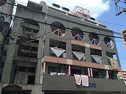 ステイタスガーデン別府2[2階]の外観